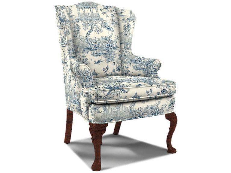 sherrill living room chair 1671 bartlett home furnishings memphis tn. Black Bedroom Furniture Sets. Home Design Ideas