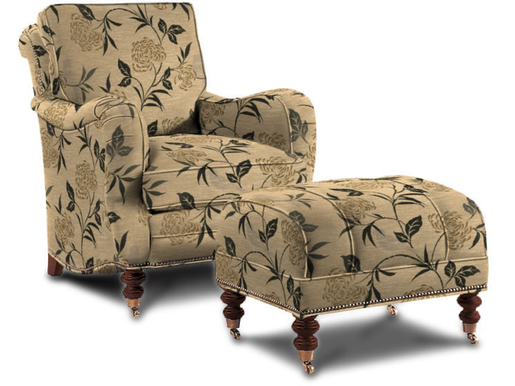 Sherrill Living Room Arm Chair 1768 - Sherrill Furniture - Hickory, NC