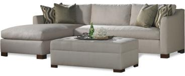 Living Room Furniture Hickory Nc sherrill living room sectional 2052 sect - sherrill furniture