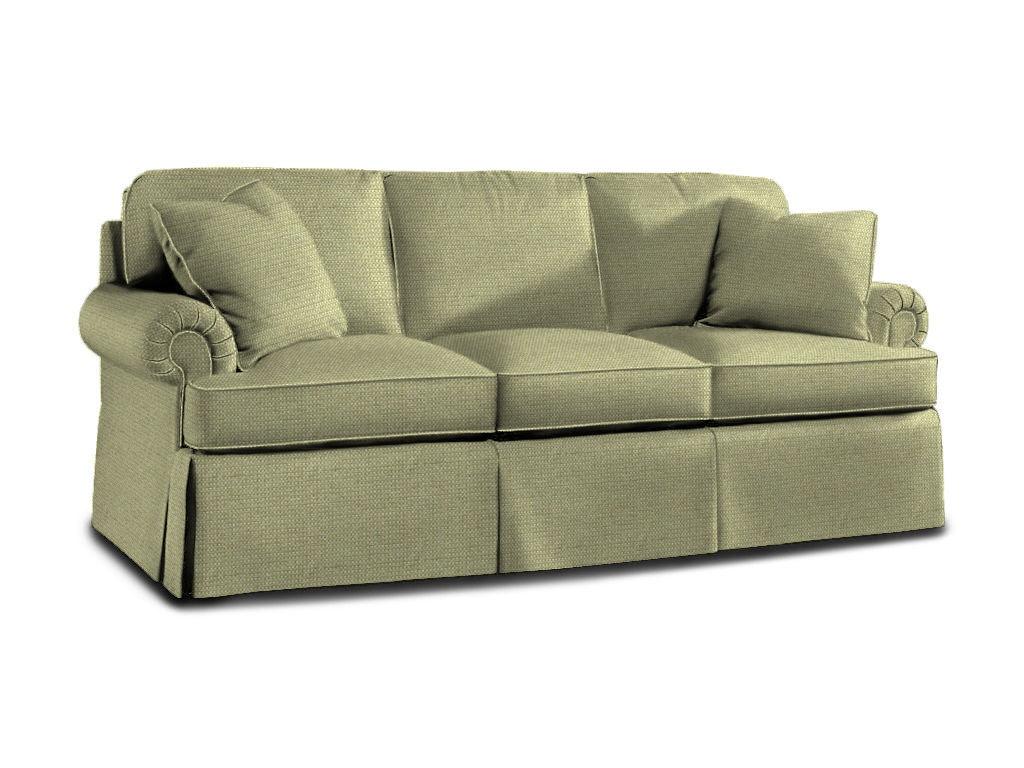 Sherrill living room three cushion sofa 2225 72 sherrill for Sherrill furniture
