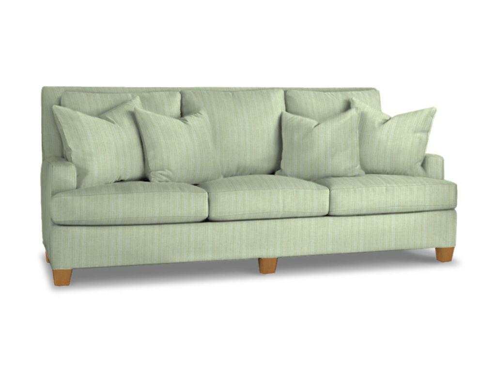 Sherrill living room three cushion sofa 2250 sherrill for Sherrill furniture