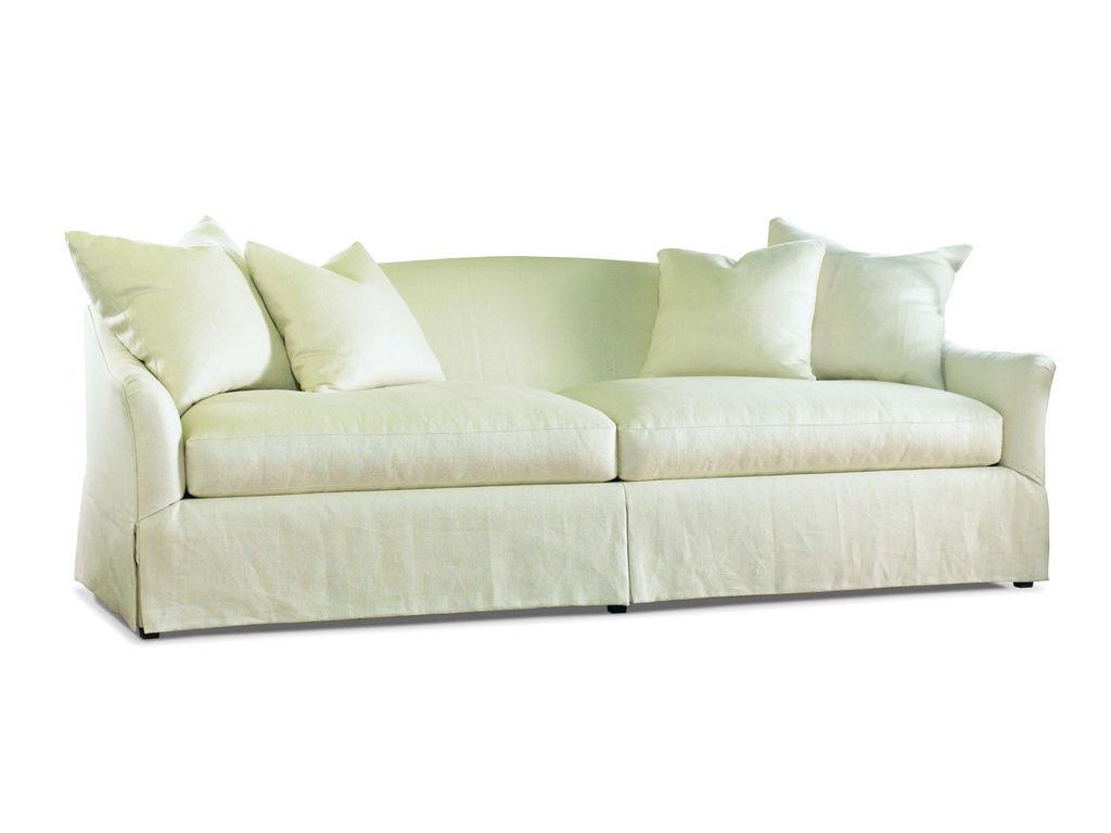Sherrill Living Room Two Cushion Sofa 2252 Sherrill Furniture