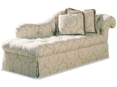 Sherrill Furniture Tufted Raf/Las Chaise