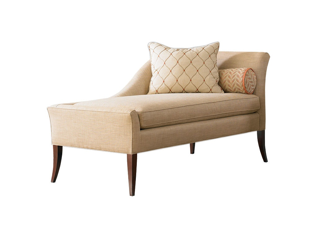 Living room right arm chaise loose seat cushion 2266 at for Chaise wayne
