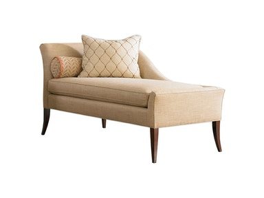 Sherrill Furniture Left Arm Chaise-Loose Seat Cushion
