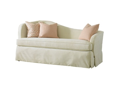 Sherrill Furniture Left Arm Chaise