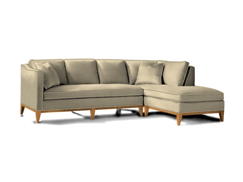 Sherrill Living Room Sectional 2540Sect Sherrill Furniture