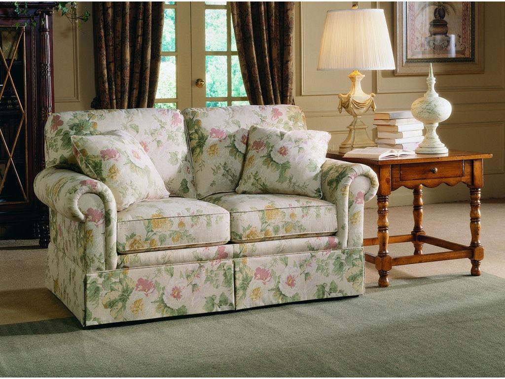Sherrill Living Room Two Cushion Loveseat 30612 Sherrill