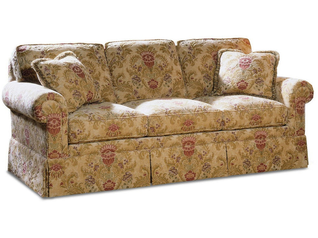 Sherrill Living Room Three Cushion Sofa 3066 3 Pala Brothers Wilmington De