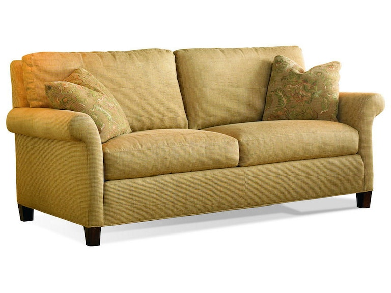 sherrill living room two cushion sofa 3069 3 bartlett