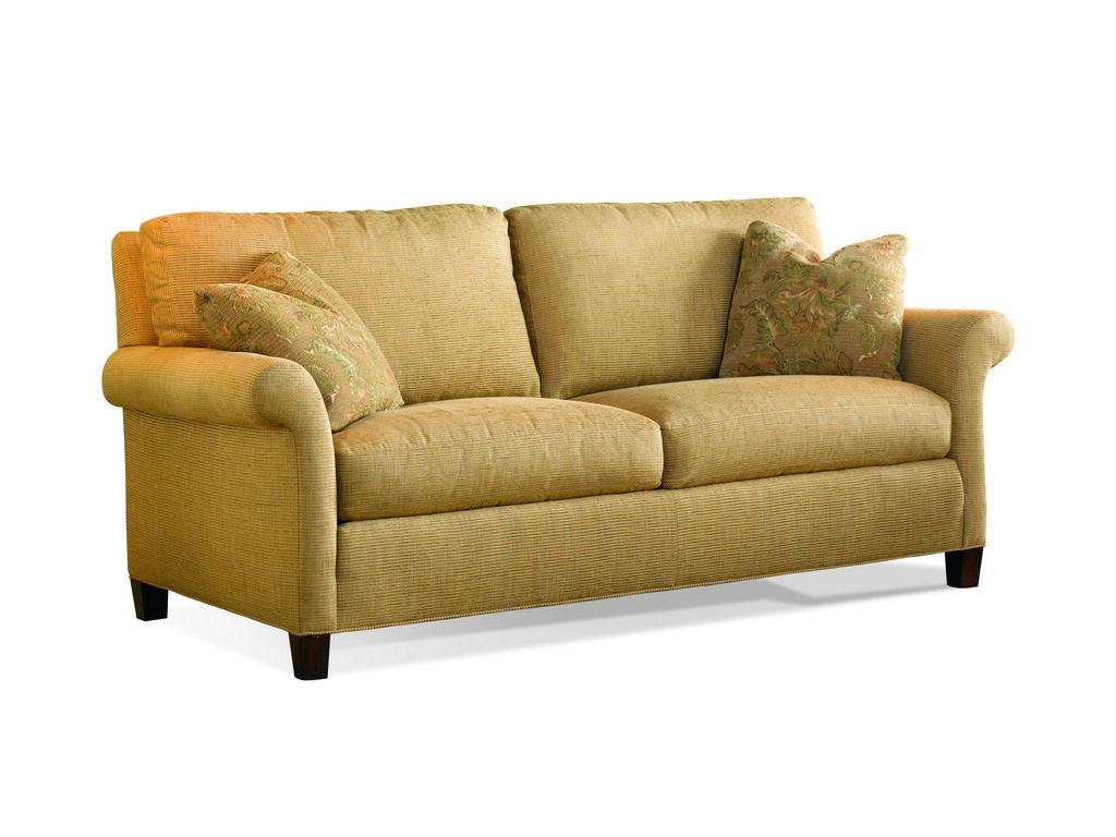 Sherrill Living Room Two Cushion Sofa 7069 33 At Sherrill Furniture