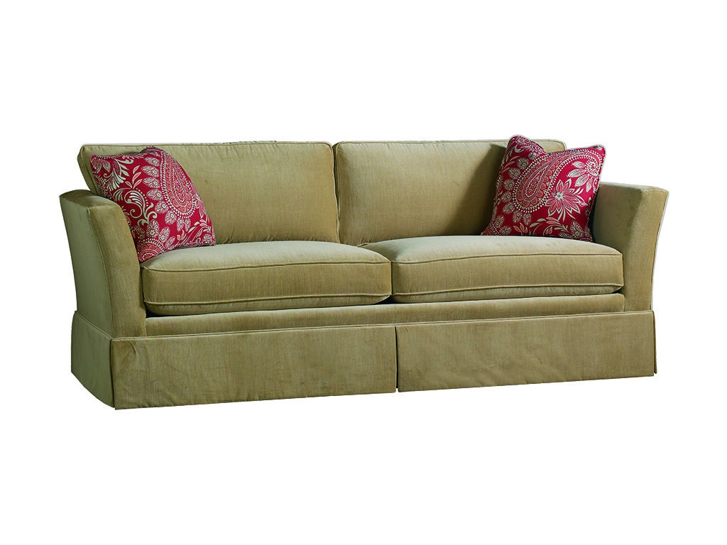 Sherrill Furniture Living Room Sofa 7143 33 Louis Shanks