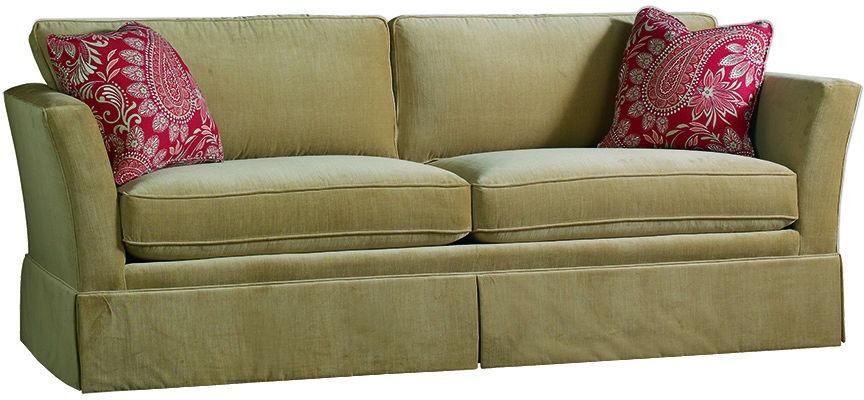 Sherrill Living Room Sofa 7143 33 Gladhill Furniture