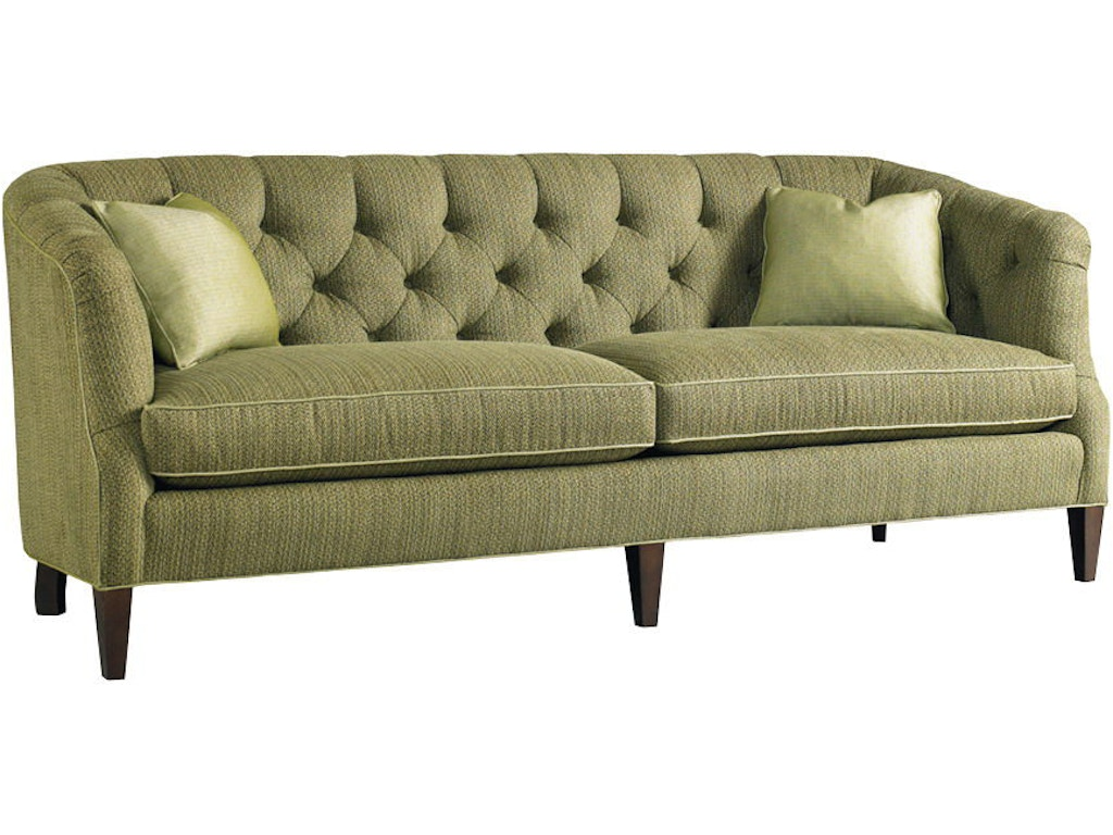 Sherrill Living Room Two Cushion Sofa 3153 4 Sherrill Furniture Hickory Nc