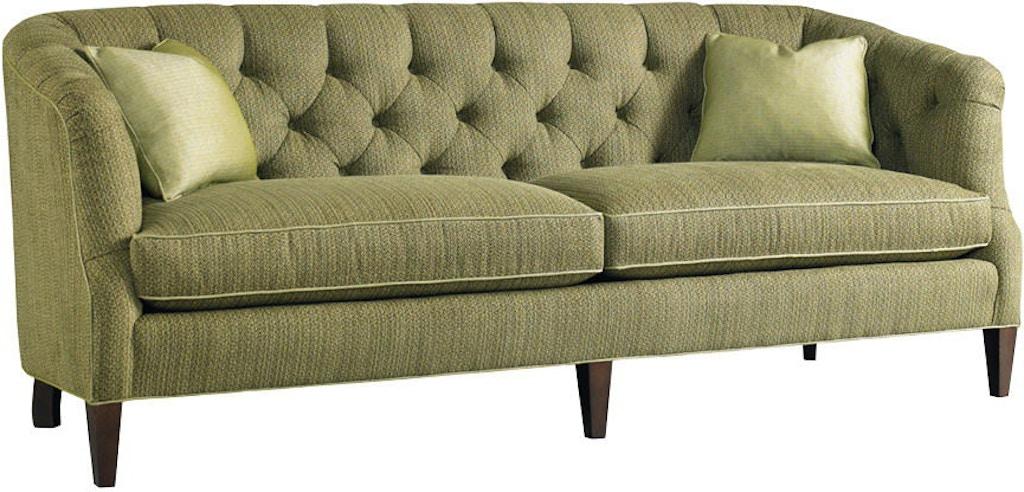 Sherrill Living Room Two Cushion Sofa 3153-4 - Sherrill Furniture ...