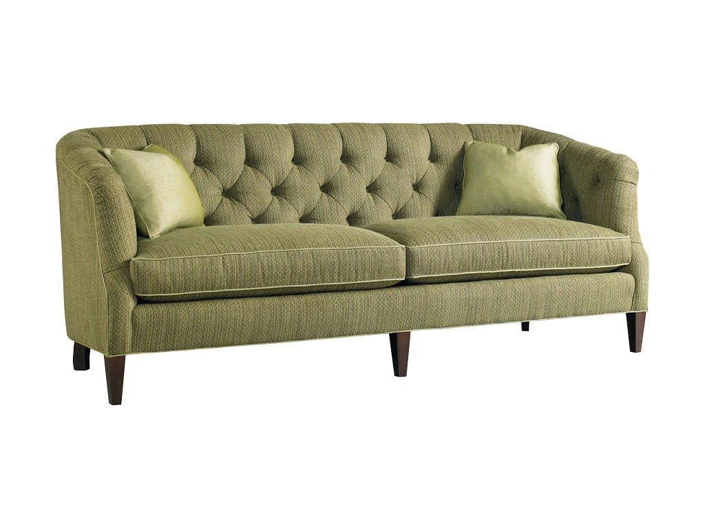 Sherrill Living Room Two Cushion Sofa