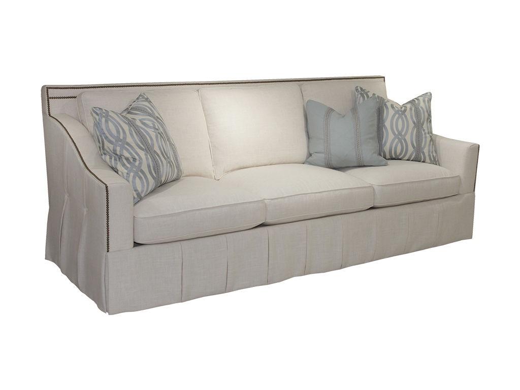 Sherrill Furniture Living Room Sofa 3344 Louis Shanks