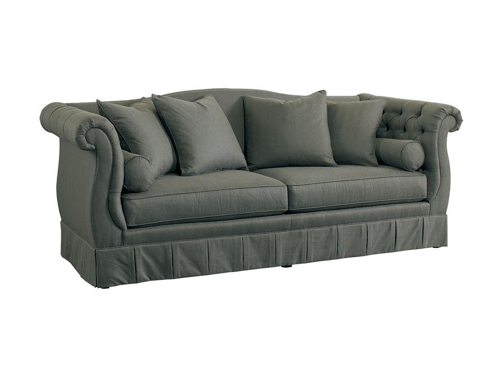 Sherrill Furniture Living Room Sofa 3346 Louis Shanks