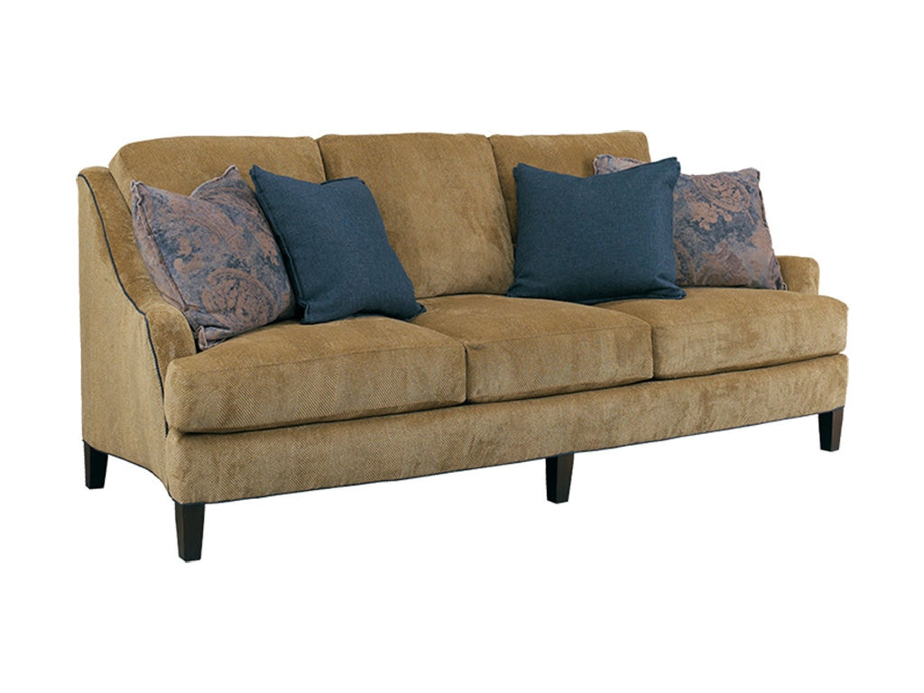 Sherrill Furniture Living Room Sofa 3389 Louis Shanks