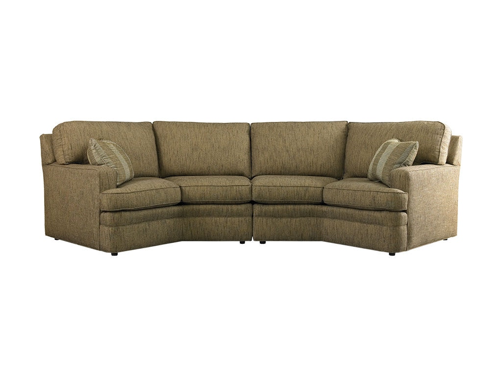 Sherrill Furniture Living Room Sectional 9700 Tbu Louis
