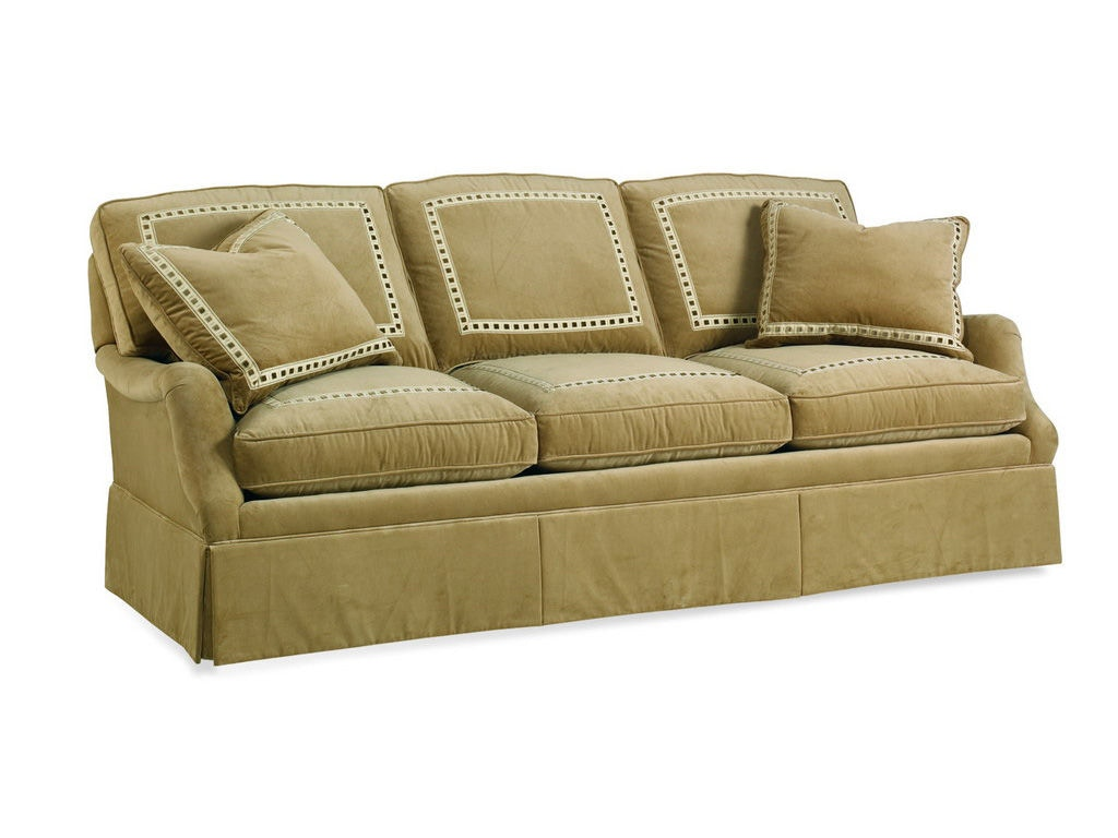 Sherrill Living Room Sofa Dc40 Bartlett Home Furnishings