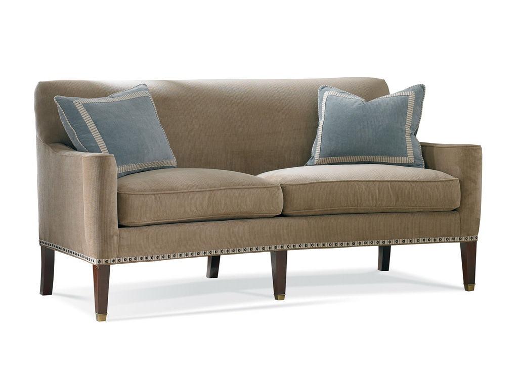 Sherrill Furniture Living Room Sofa DC93 Louis Shanks Austin