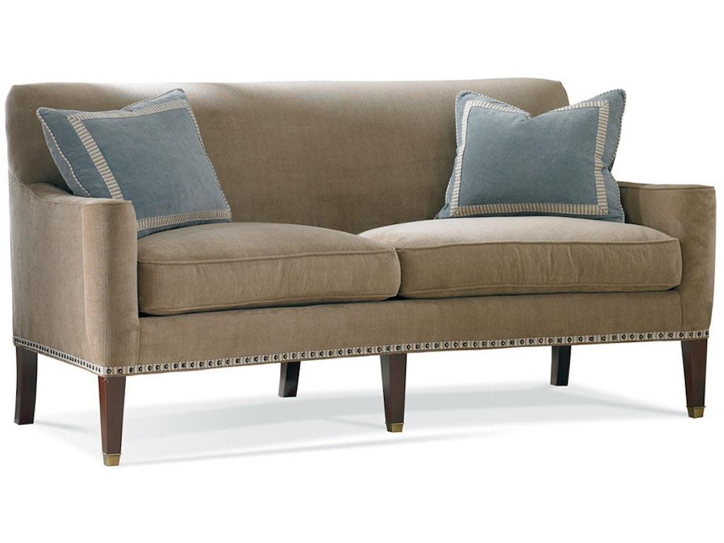 Sherrill furniture living room sofa dc93 louis shanks for Sherrill furniture