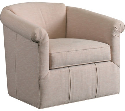 Living Room Furniture Hickory Nc sherrill living room swivel chair sw1409 - sherrill furniture