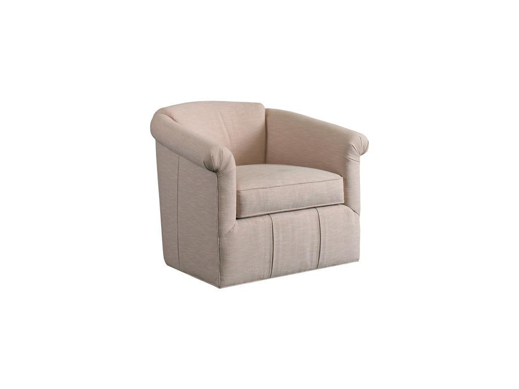 Sherrill Living Room Swivel Chair SW1409 At Sherrill Furniture
