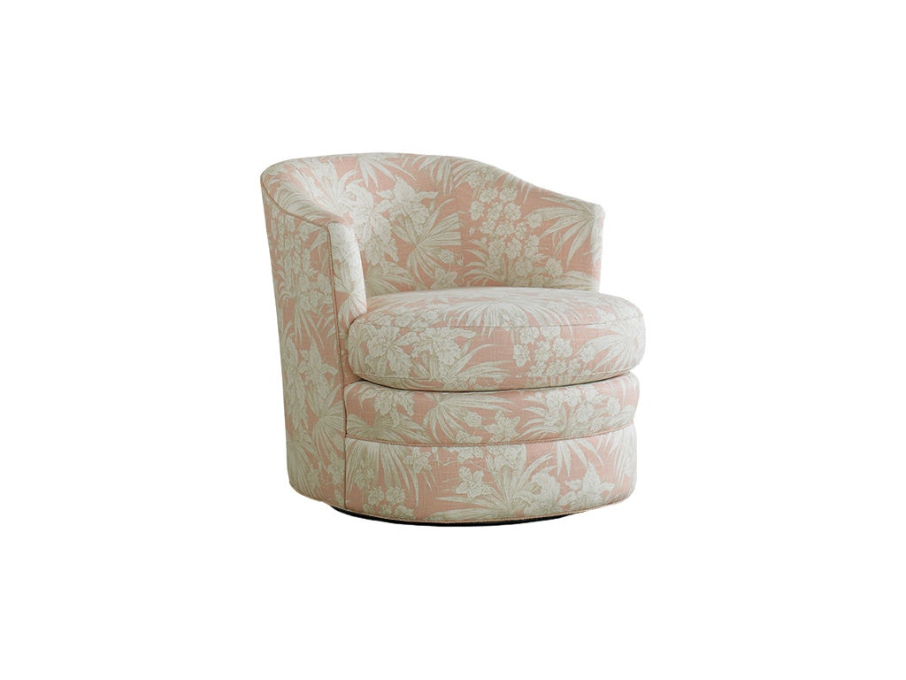 Sherrill Living Room Swivel Chair SW1425 At Sherrill Furniture