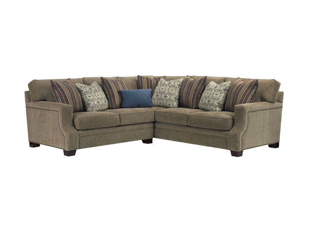 3671-Sectional  sc 1 st  Gerberu0027s Furniture : broyhill sectionals - Sectionals, Sofas & Couches