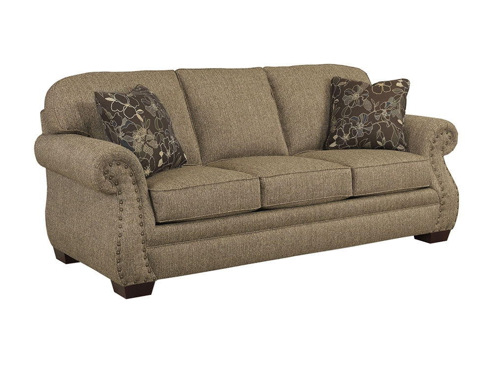 Broyhill Living Room Eldon Sofa 3741 3 At Weiss Furniture Company