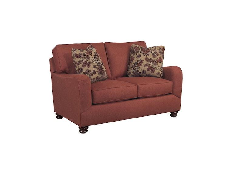 Broyhill Living Room Parker Loveseat 3746 1 Hamilton