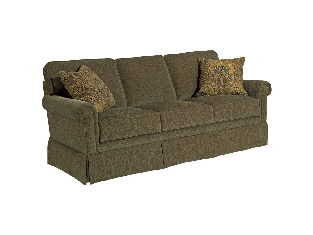 Broyhill living room audrey 73 sofa 3762 2 quality for Q furniture west kirby