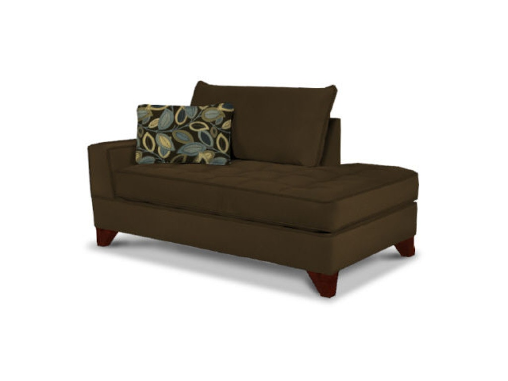 Broyhill living room atlas laf chaise 3770 9 kaplans for Broyhill chaise lounge
