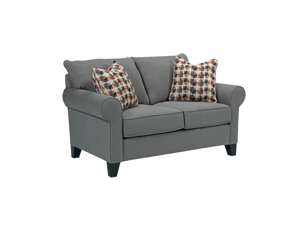 Broyhill Living Room Noda Loveseat 4230 1 Kaplans