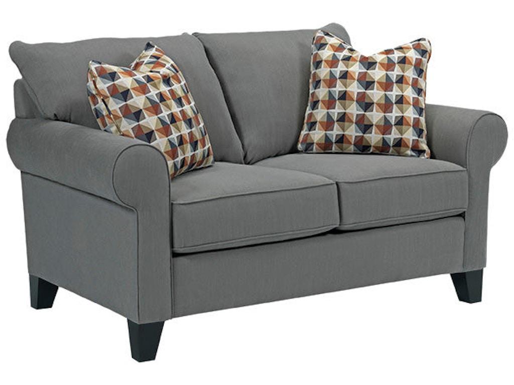 Broyhill living room noda loveseat 4230 1 urban for Bedroom furniture 98188