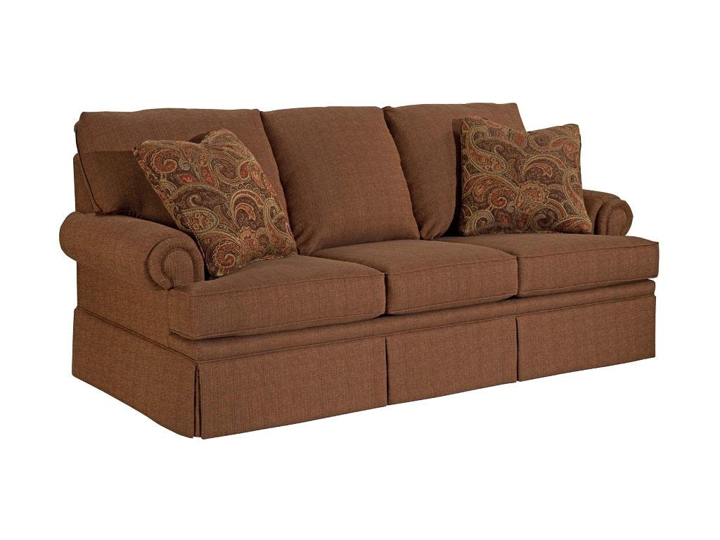 Broyhill living room jeanna 83 sofa 4342 3 warehouse for Sofa warehouse