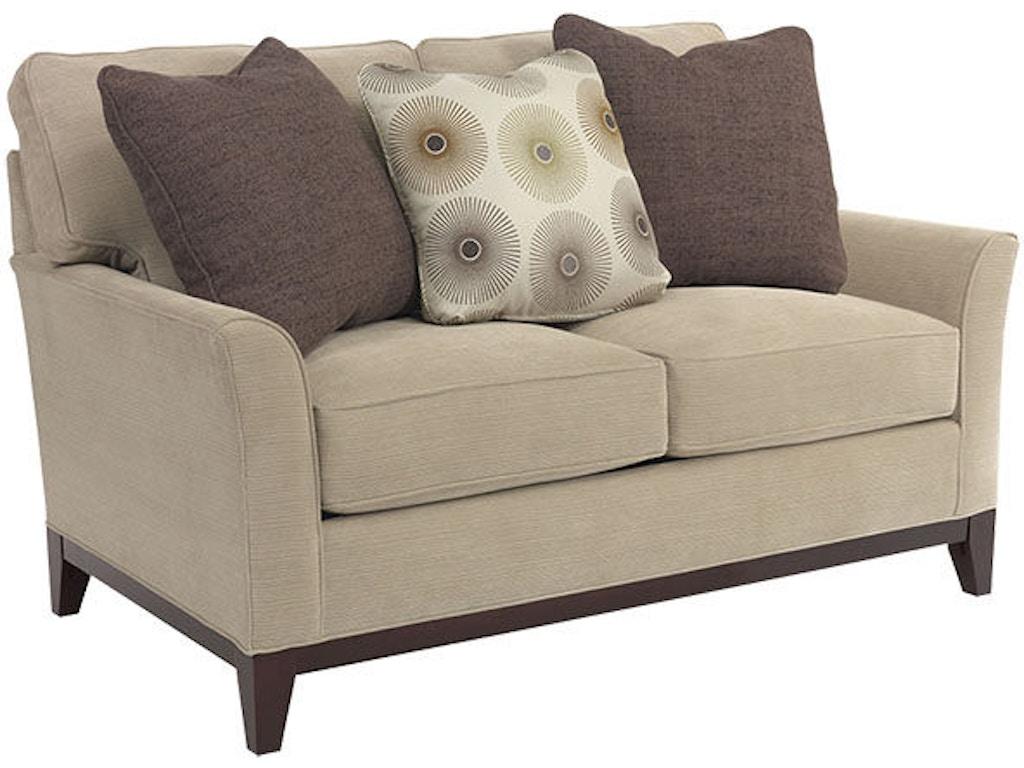 Broyhill Living Room Perspectives Loveseat 4445 1 Quality Furniture Murfreesboro Tn
