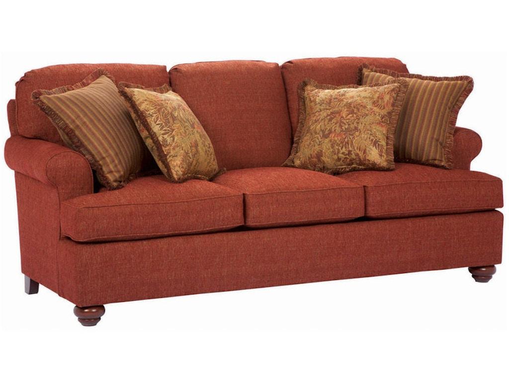 Broyhill living room cindi sofa 6178 3 quality furniture for Quality sofas
