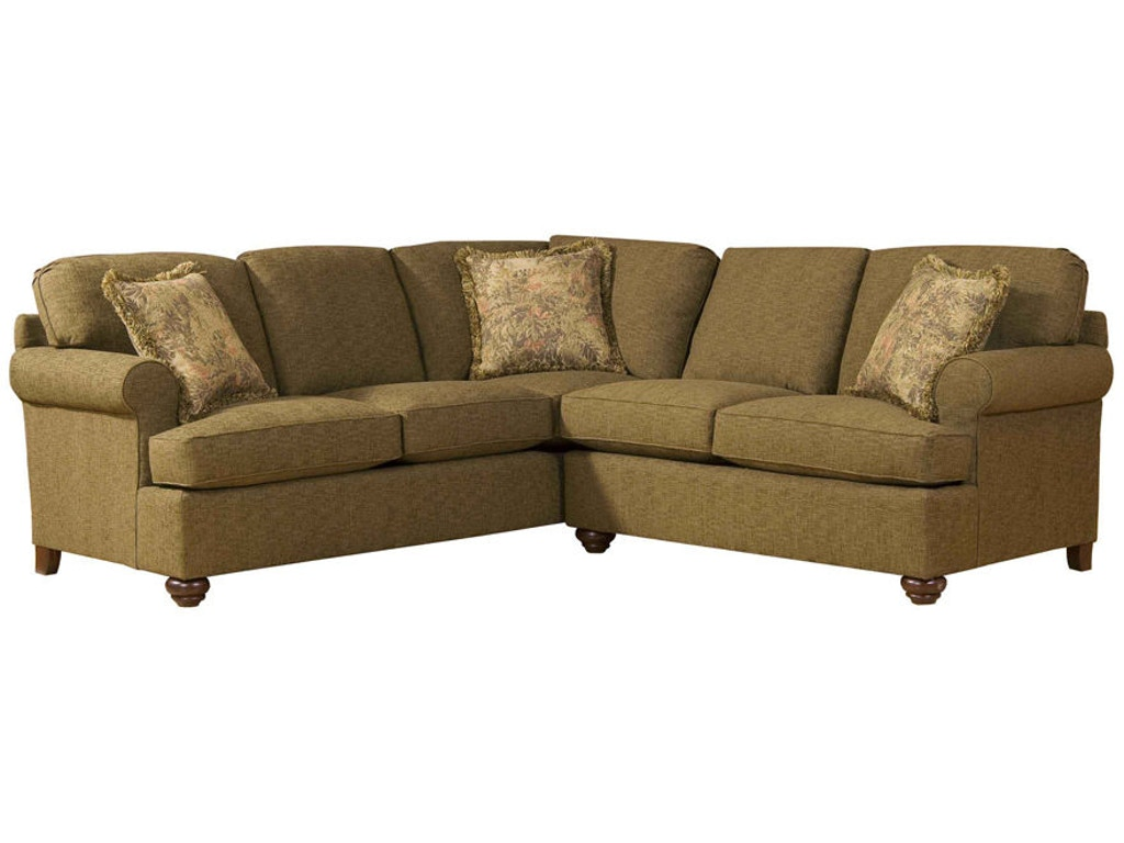 Broyhill Living Room Cylinda Sectional 6179 Sectional Quality Furniture Murfreesboro Tn