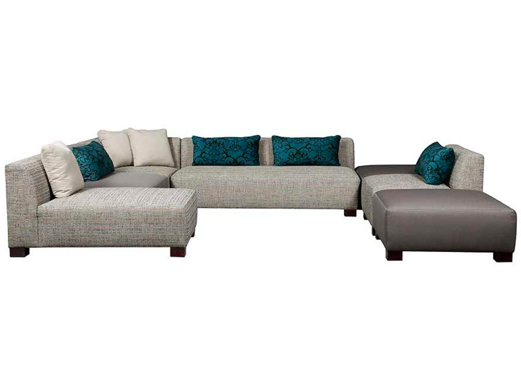 Broyhill Living Room 6677 Sectional Great Deals On Furniture Martinez Ga