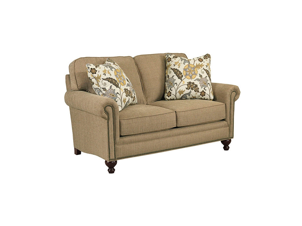 Broyhill Living Room Harrison Loveseat 6751 1 Hamilton Sofa Leather Gallery Chantilly