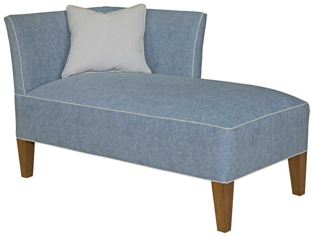 Broyhill living room caitlyn raf chaise 9026 8 gibson for Broyhill chaise lounge