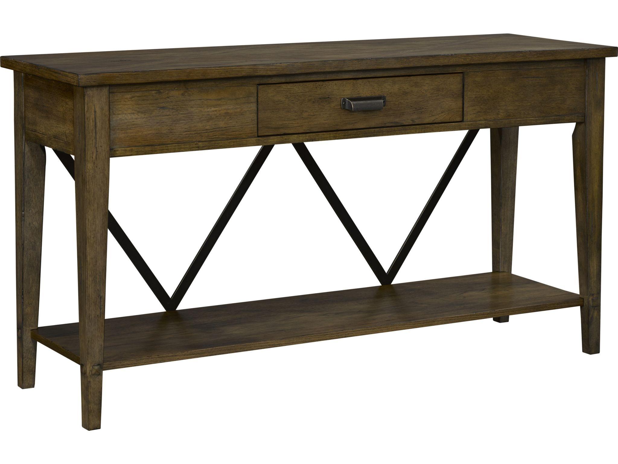 Broyhill Creedmoor™ Sofa/Cocktail Table 3113 009