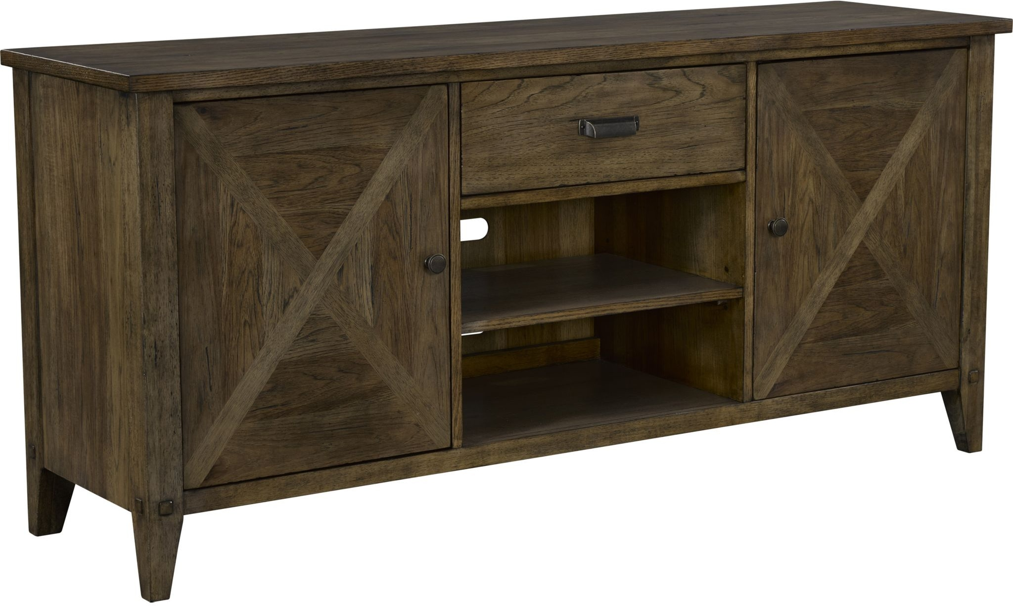 Broyhill Home Entertainment Creedmoor Entertainment Console 3113 055 Haynes Brothers