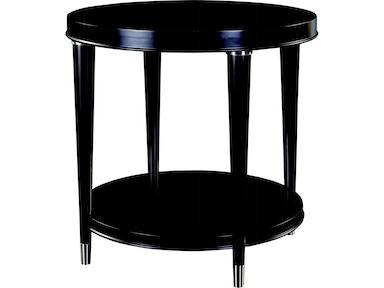 Broyhill Vibe Round End Table 3186-012