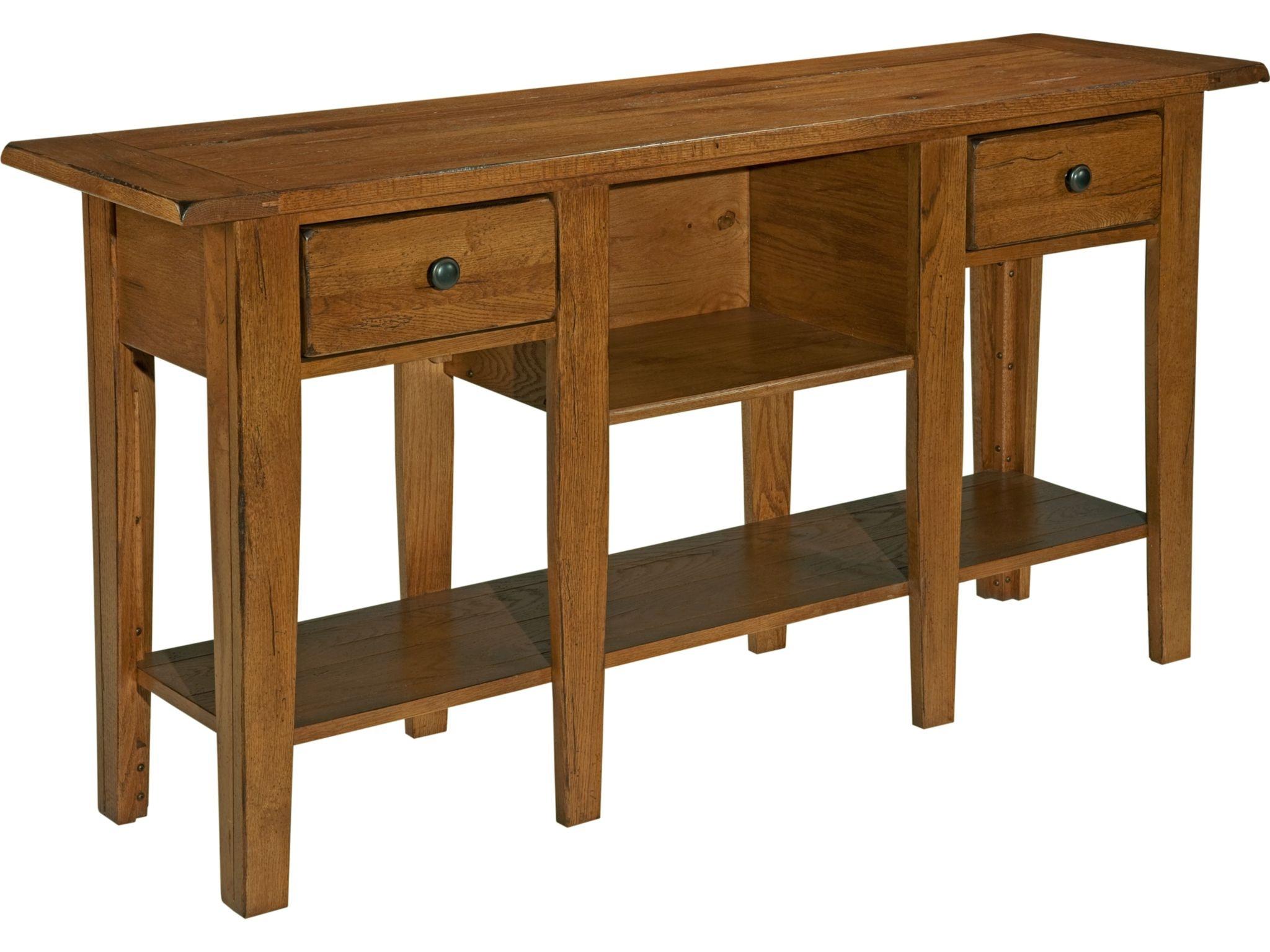 Broyhill Living Room Attic Heirlooms Sofa Table 3397 Sofa