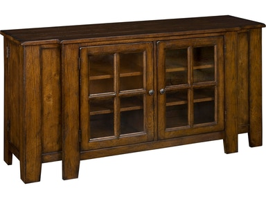 "Broyhill Attic Heirlooms 62"" Entertainment Console 3399-67V"