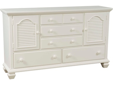 Broyhill Mirren Harbor Door Dresser 4024-232